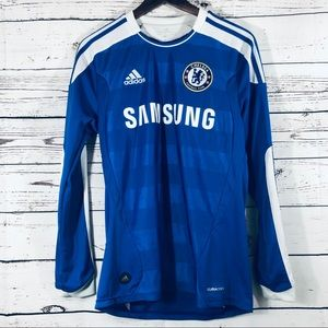 Adidas Chelsea Football Club Soccer Jersey Shirt S